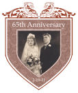 Romanesque Anniversary Large Hang Tag