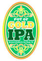 Pot Of Gold Oval Beer Labels