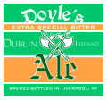 Dublin Squared Beer Labels