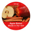 Apple Butter Regular Mouth Ball Jar Topper Insert