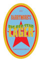 Star Oval Beer Labels