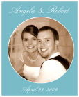 Memorable Vertical Big Rectangle Wedding Labels