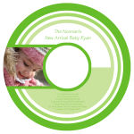 CD Baby Toys Labels 4.625x4.625