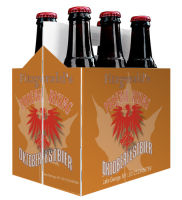6 Pack Carrier Phoenix includes plain 6 pack carrier and custom pre-cut labels