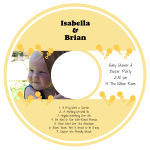 CD Baby Childs Play Labels 4.625x4.625
