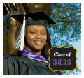 Drive Square Graduation Labels