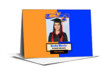 Graduate Graduation Note Card