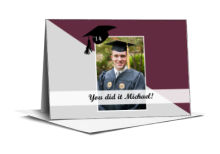 Pride Graduation Note Card