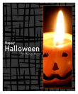 Side Halloween Big Rectangle Labels 3.25x4