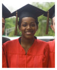 Photo Vertical Big Rectangle Graduation Labels