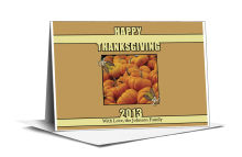 Conr Thanksgiving Note Card 5x3.5