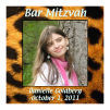 Theme Small Square Bat Mitzvah Labels