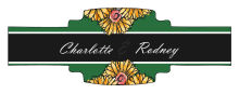 Summer Floral Trio Wedding Buckle Cigar Band Labels