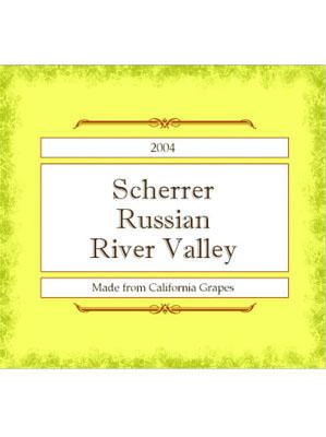 Vermont Wine Labels