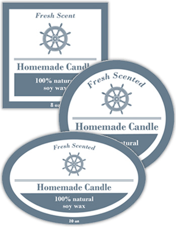 Anchor Candle Labels