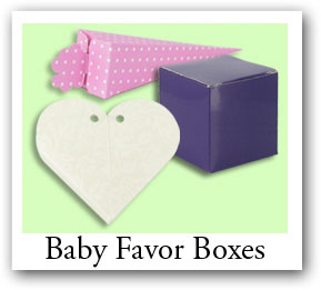 baby shawer favor boxes