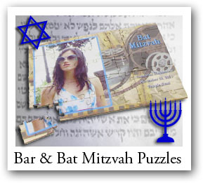 Bar & Bat Mitzvah Puzzle