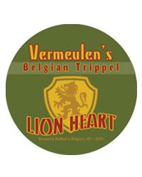 Lion Beer Coasters