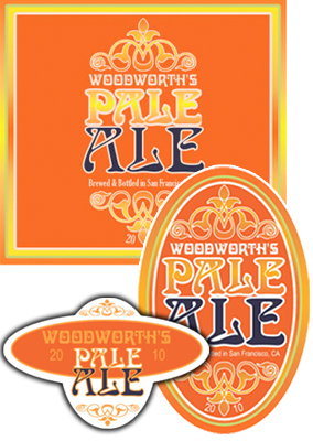 Cali Beer Labels