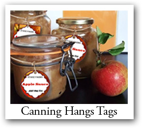 canning-tags, canning favor tags, food tags