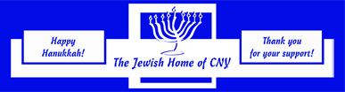 Casual Water Hanukkah Label