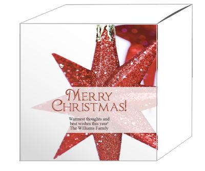 Christmass Star Christmas Gift Boxes