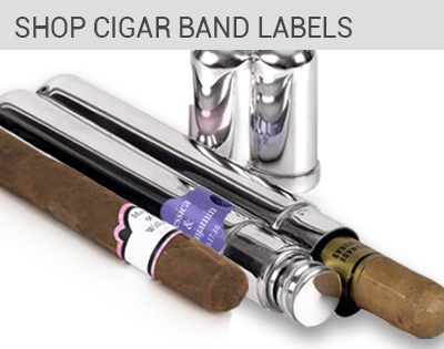 Cigar Band Labels