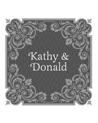 Ornament anniversary Labels