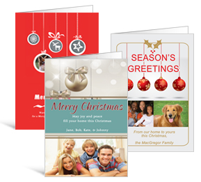 christmas ornaments cards personalized ornament photo christmas