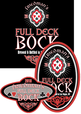 Deck Beer Labels