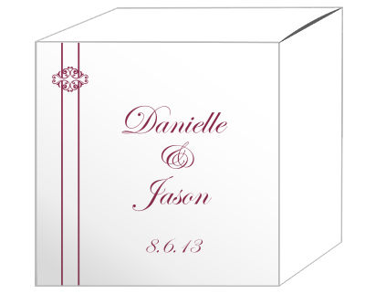 Decor Favor Boxes