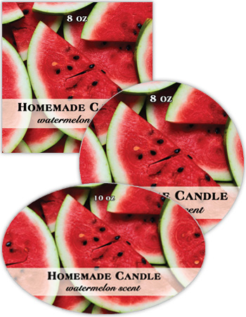 Enjoyable Candle Labels