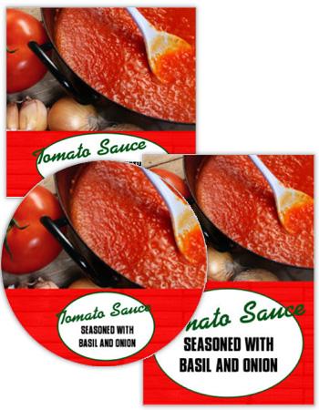 Farm Land Canning Labels