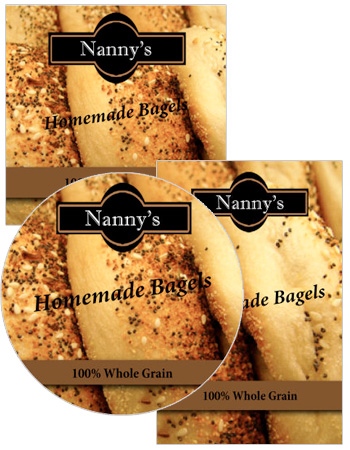 From Scratch Food and Craft Label