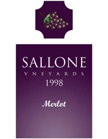 Glow Wine Label