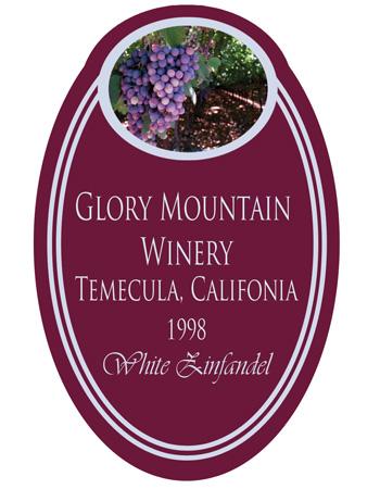 Grapes Wine Labels