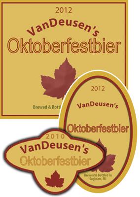 Leaf Beer Labels