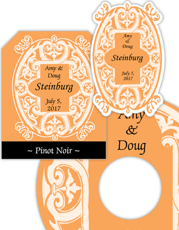 Mannerism Wedding Labels