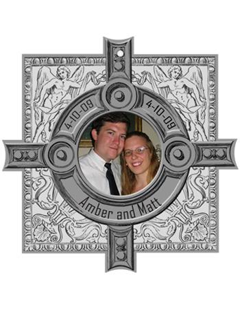Medieval Wedding Favor Tags