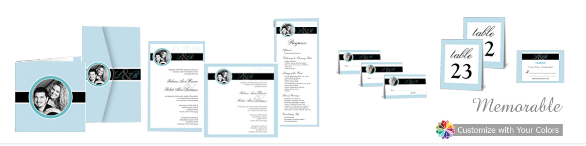 Memorable Wedding Invitations