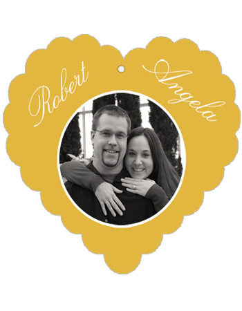 Memorable Wedding Favor Tags