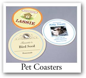 Pets Coaster