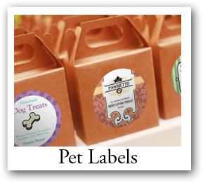 Pets Labels