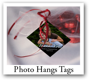 phtot hang tags, craft tags with photos