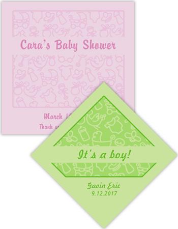 Baby Precious Labels