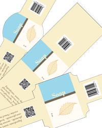 Restful Soap Labels