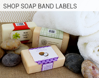SOAP Band Labels