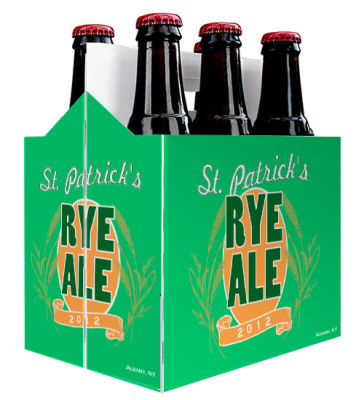 Saint Patrick Day Six Pack Carriers