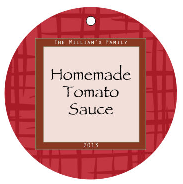 Vogue Food and Craft Hang Tags