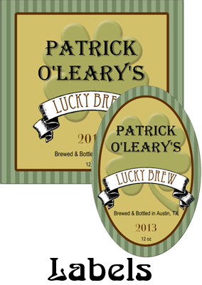 Shamrock Labels